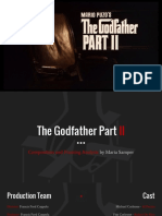 film studies - the godfather part ii frame analysis  maria samper