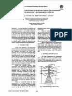 Comparative Study EMTP