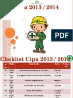 Checklist Cipa 2013 2014