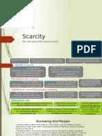 Scarcity Prez