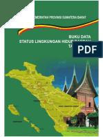 Buku Data SLHD Provinsi Sumatera Barat Tahun 2014