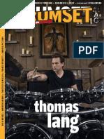 Drumsetmag 48 Luglio 2016