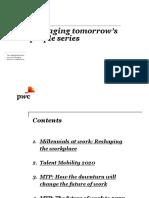 Tomorrow by PWC