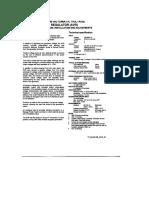 SX440 AVR Specification