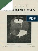 the blind man n°2 mai 1917