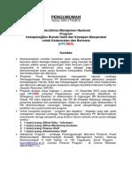 Microsoft Word - Surat Keluar 004 Lpb Tor Rekruitment Manajemen Nasional