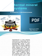 Hydrothermal Fluids