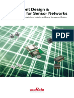 Murata Products for Sensor Networks k71e