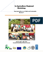 Youth in Agriculture Regional Workshop