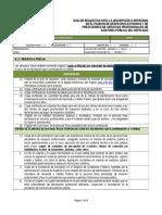 GUÍA DE REQUISITOS PARA LA INSCRIPCIÓN O REFRENDO EN EL PADRÓN DE DESPACHOS EXTERNOS Y DE PRESTADORES DE SERVICIOS PROFESIONALES DE AUDITORÍA PÚBLICA DEL ORFIS 2013