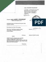 Receivership Lawsuit 1