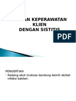 Askep Cystitis