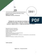 Documento Conpes 3861 de 2016 Primera Infancia