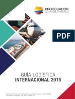 Guia Logistica Internacional 2015