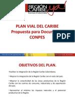 Plan Vial Del Caribe