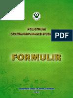 2. Formulir Pelaporan SIP