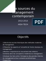 Chapitre 2_Histoire Du Management
