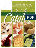 Lettieri & Co. 2016 Product Catalog