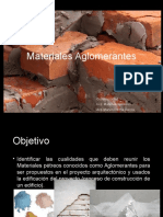 Construcción1 CO6 Materiales Aglomerantes