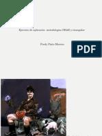 Presentación aplicación de metodologías DBAE y Triangular
