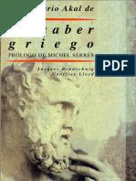 Akal El Saber Griego
