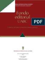 Catalogo Por Unidad Academica 2015
