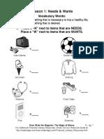 Money Magic Worksheet (4th & Up)