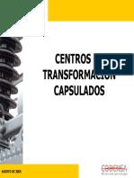 Centros de Transformación Capsulados_CODENSA