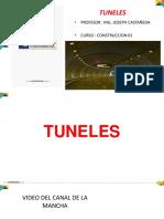 Clase Tuneles