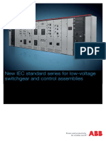 1TPMC00101 - New IEC Standard Series for Low Voltage Switchgear and Control Assemblies