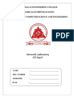 CS6411 Network Lab Manual