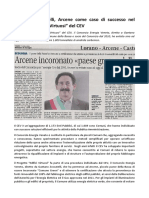 Gaetano Zoccatelli Arcene Come Caso Di Successo Nel Progetto Edifici Virtuosi Del CEV