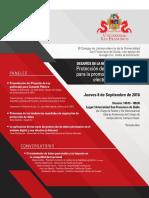 Seminario Protección de Datos Personales USFQ