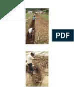 Panel Fotografico contrucción reservorio