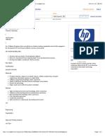 HP Application