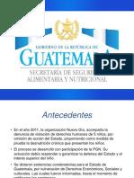 6. Sentencias Condenatorias Contra Del Estado de Guatemala