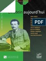 Einstein Aujourd'Hui-EDP SCIENCES