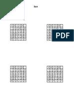 Planetary Squares II