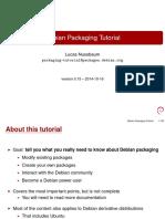 Packaging Tutorial