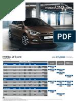 Hyundai i20 Go Listino Mag2016