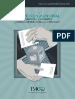 Estudio IMCO sobre la competitividad de las ciudades