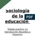 Sociología de La Educación Resumen