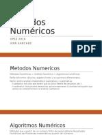 1 - Intro a Metodos Numericos