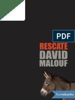 Rescate - David Malouf