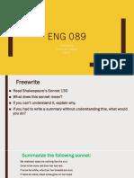 9.7 Eng089 Summary Verbs