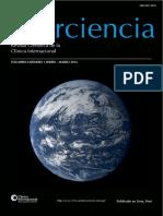 Revista INTERCIENCIA Volumen 5, Nº 1