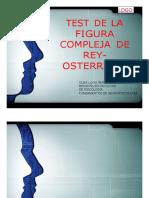 Figura Completa de Rey y Neuropsi