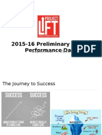 2015-16 Preliminary School Performance Data - Project LIFT