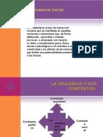 Violencia Social