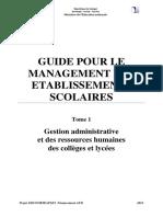Tome 1 Gestion administrative et des ressources humaines des colleges et lycees.pdf